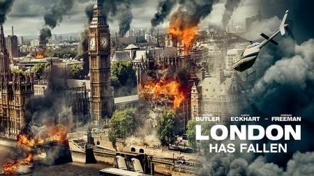 Image - La chute de Londres - Film
